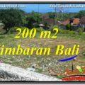 Exotic LAND IN Jimbaran Kutuh BALI FOR SALE TJJI104