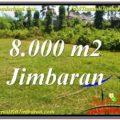 Beautiful PROPERTY 8,000 m2 LAND IN Jimbaran Ungasan FOR SALE TJJI109