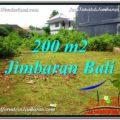Exotic 200 m2 LAND SALE IN JIMBARAN TJJI107