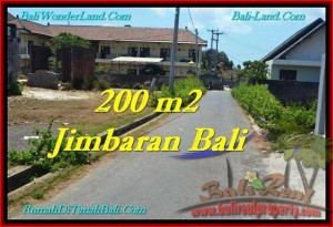 200 m2 LAND FOR SALE IN JIMBARAN TJJI101