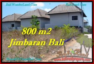 FOR SALE Affordable PROPERTY 800 m2 LAND IN JIMBARAN TJJI098