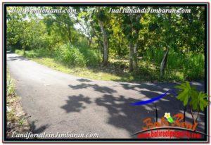 FOR SALE Beautiful PROPERTY 2,000 m2 LAND IN Jimbaran Uluwatu BALI TJJI114