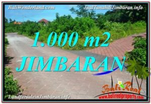 1,000 m2 LAND SALE IN JIMBARAN TJJI111