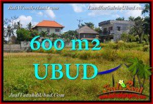 600 m2 LAND SALE IN UBUD TJUB664