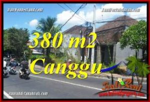 CANGGU BRAWA LAND FOR SALE TJCG226