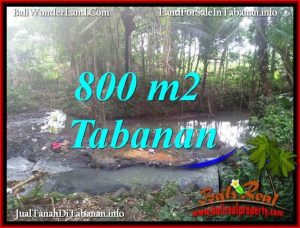 "Magnificent PROPERTY 800 m2 LAND FOR SALE IN TABANAN TJTB384"" Located in SINGIN SELEMADEG, TABANAN SELEMADEG this affordable 800 sqm LAND FOR SALE IN TABANAN featuring Unbelievable RIVER VIEW AND RICE FIELD VIEW, perfect for PRIVATE HOUSE / COMMERCIAL VILLA, great for PROPERTY INVESTMENT IN BALI, Indonesia Please see Below the specs and the feature of this Excellent 800 m2 LAND SALE IN TABANAN TJTB384 • Listing Title : FOR SALE Amazing 800 m2 LAND IN TABANAN SELEMADEG BALI TJTB384 • PROPERTY Code : TJTB384 - PROPERTY Type : LAND for SALE • Location : SINGIN SELEMADEG, TABANAN SELEMADEG Bali 15 MNTS TO BALIAN BEACH, 10 MNTS TO SOKA BEACH • LAND Size : 8 Ares ( 800 m2 ) • LAND view / settings : Interesting RIVER VIEW AND RICE FIELD VIEW • LAND Contour : MIXED FLANT AND SLOPING LAND - Condition : GARDEN • LAND Shape : RACTANGURAR SHAPE WITH 15 MTR WIDE LAND FRONTAGE - Access : 4 MTR WIDE ASPHALTED ACCESS • Property Title : Freehold ( Certificate of ownership ) • Asking Price : USD 43 / m2 ( USD 4,286 / are ) • Total Price : USD 34,286 ***** <div id=""flickr_quotquottjtb384quotquot_6086""><div class=""slickr-flickr-galleria landscape m640  classic""><div style=""clear:both""></div></div><script type=""text/javascript"">jQuery(""#flickr_quotquottjtb384quotquot_6086"").data(""options"",{""autoplay"":5000,""transition"":""fade"",""transitionSpeed"":0,""showInfo"":true,""imageCrop"":true,""carousel"":true,""responsive"":true,""debug"":false,""height"":0.75,""theme"":""classic"",""dataSource"":[{""thumb"":""https:\/\/live.staticflickr.com\/4667\/25638707607_84d2f18069_s.jpg"",""image"":""https:\/\/live.staticflickr.com\/4667\/25638707607_84d2f18069_z.jpg"",""title"":""<span>Gn Batur Kintamani Bali 08<\/span>""},{""thumb"":""https:\/\/live.staticflickr.com\/4703\/40509045281_dedf453b31_s.jpg"",""image"":""https:\/\/live.staticflickr.com\/4703\/40509045281_dedf453b31_z.jpg"",""title"":""<span>Gn Batur Kintamani Bali 10<\/span>""},{""thumb"":""https:\/\/live.staticflickr.com\/4764\/40508620251_0c90e9116f_s.jpg"",""image"":""https:\/\/live.staticflickr.com\/4764\/40508620251_0c90e9116f_z.jpg"",""title"":""<span>Ujung Water Pallace Karangasem Bali 11<\/span>""},{""thumb"":""https:\/\/live.staticflickr.com\/4627\/26625166278_dc5a761c0c_s.jpg"",""image"":""https:\/\/live.staticflickr.com\/4627\/26625166278_dc5a761c0c_z.jpg"",""title"":""<span>ulundanutemple 02<\/span>""},{""thumb"":""https:\/\/live.staticflickr.com\/4604\/25622178677_9f18050179_s.jpg"",""image"":""https:\/\/live.staticflickr.com\/4604\/25622178677_9f18050179_z.jpg"",""title"":""<span>Bali, Gianyar, Ubud. Pura Prajapati, the temple of the dead in the monkey forest. Mythical animals is guarding the entrance.<\/span>""},{""thumb"":""https:\/\/live.staticflickr.com\/4631\/38682488340_5ee2e33bfb_s.jpg"",""image"":""https:\/\/live.staticflickr.com\/4631\/38682488340_5ee2e33bfb_z.jpg"",""title"":""<span>Taman Ayun temple<\/span>""},{""thumb"":""https:\/\/live.staticflickr.com\/4677\/39782577204_44fc25fa77_s.jpg"",""image"":""https:\/\/live.staticflickr.com\/4677\/39782577204_44fc25fa77_z.jpg"",""title"":""<span>uluwatu bali 01<\/span>""},{""thumb"":""https:\/\/live.staticflickr.com\/4619\/25621725087_684dce0212_s.jpg"",""image"":""https:\/\/live.staticflickr.com\/4619\/25621725087_684dce0212_z.jpg"",""title"":""<span>uluwatu bali 17<\/span>""},{""thumb"":""https:\/\/live.staticflickr.com\/4704\/40449707902_d4a14182c5_s.jpg"",""image"":""https:\/\/live.staticflickr.com\/4704\/40449707902_d4a14182c5_z.jpg"",""title"":""<span>sanur by BaliRealProperty.com 02<\/span>""},{""thumb"":""https:\/\/live.staticflickr.com\/4705\/39781979794_027800f5e2_s.jpg"",""image"":""https:\/\/live.staticflickr.com\/4705\/39781979794_027800f5e2_z.jpg"",""title"":""<span>sangeh bali11<\/span>""},{""thumb"":""https:\/\/live.staticflickr.com\/4705\/40491845421_b8fe2258b3_s.jpg"",""image"":""https:\/\/live.staticflickr.com\/4705\/40491845421_b8fe2258b3_z.jpg"",""title"":""<span>sangeh bali07<\/span>""},{""thumb"":""https:\/\/live.staticflickr.com\/4748\/40375659121_bde50567c9_s.jpg"",""image"":""https:\/\/live.staticflickr.com\/4748\/40375659121_bde50567c9_z.jpg"",""title"":""<span>Goa Gajah Gianyar Bali 10<\/span>""},{""thumb"":""https:\/\/live.staticflickr.com\/4723\/38549026060_8fe594cc16_s.jpg"",""image"":""https:\/\/live.staticflickr.com\/4723\/38549026060_8fe594cc16_z.jpg"",""title"":""<span>Bali, Klungkung, Goa Lawah. The bat cave. The temple buildings in front of the cave is of newer date.<\/span>""},{""thumb"":""https:\/\/live.staticflickr.com\/4655\/38549026240_d29572060f_s.jpg"",""image"":""https:\/\/live.staticflickr.com\/4655\/38549026240_d29572060f_z.jpg"",""title"":""<span>Bali, Klungkung, Goa Lawah. The bat cave. A Shiva temple with shrines guards the entrance.<\/span>""},{""thumb"":""https:\/\/live.staticflickr.com\/4625\/26488006188_7665b56517_s.jpg"",""image"":""https:\/\/live.staticflickr.com\/4625\/26488006188_7665b56517_z.jpg"",""title"":""<span>.<\/span>""},{""thumb"":""https:\/\/live.staticflickr.com\/4769\/26487234158_b1031f0c16_s.jpg"",""image"":""https:\/\/live.staticflickr.com\/4769\/26487234158_b1031f0c16_z.jpg"",""title"":""<span>gwkjimbaranbali 3<\/span>""},{""thumb"":""https:\/\/live.staticflickr.com\/4613\/40351978101_8564d9b399_s.jpg"",""image"":""https:\/\/live.staticflickr.com\/4613\/40351978101_8564d9b399_z.jpg"",""title"":""<span>Mas Village Ubud Bali 11<\/span>""},{""thumb"":""https:\/\/live.staticflickr.com\/4700\/40270939122_249cfe5be3_s.jpg"",""image"":""https:\/\/live.staticflickr.com\/4700\/40270939122_249cfe5be3_z.jpg"",""title"":""<span>SokaBeachBali 15<\/span>""},{""thumb"":""https:\/\/live.staticflickr.com\/4608\/39604663434_ed8b836aba_s.jpg"",""image"":""https:\/\/live.staticflickr.com\/4608\/39604663434_ed8b836aba_z.jpg"",""title"":""<span>SokaBeachBali 10<\/span>""},{""thumb"":""https:\/\/live.staticflickr.com\/4695\/40270720612_73e188782e_s.jpg"",""image"":""https:\/\/live.staticflickr.com\/4695\/40270720612_73e188782e_z.jpg"",""title"":""<span>medewi beach jembrana bali 04<\/span>""},{""thumb"":""https:\/\/live.staticflickr.com\/4747\/39604284764_ee81949e26_s.jpg"",""image"":""https:\/\/live.staticflickr.com\/4747\/39604284764_ee81949e26_z.jpg"",""title"":""<span>Drreamland Beach Jimbaran Bali04<\/span>""},{""thumb"":""https:\/\/live.staticflickr.com\/4613\/25423744107_3827a6b711_s.jpg"",""image"":""https:\/\/live.staticflickr.com\/4613\/25423744107_3827a6b711_z.jpg"",""title"":""<span>jimbaran bay by BaliRealProperty.com 11<\/span>""},{""thumb"":""https:\/\/live.staticflickr.com\/4662\/38482197620_800103695b_s.jpg"",""image"":""https:\/\/live.staticflickr.com\/4662\/38482197620_800103695b_z.jpg"",""title"":""<span>Danau Tamblingan by BaliRealProperty.com 06<\/span>""},{""thumb"":""https:\/\/live.staticflickr.com\/4765\/26412308968_5aafb2d355_s.jpg"",""image"":""https:\/\/live.staticflickr.com\/4765\/26412308968_5aafb2d355_z.jpg"",""title"":""<span>WEST BALI NATIONAL PARK 04<\/span>""},{""thumb"":""https:\/\/live.staticflickr.com\/4721\/26411566298_8022b2bbea_s.jpg"",""image"":""https:\/\/live.staticflickr.com\/4721\/26411566298_8022b2bbea_z.jpg"",""title"":""<span>Sangeh Monkey Forest 04<\/span>""},{""thumb"":""https:\/\/live.staticflickr.com\/7330\/27585184572_22c3050d3f_s.jpg"",""image"":""https:\/\/live.staticflickr.com\/7330\/27585184572_22c3050d3f_z.jpg"",""title"":""<span>SOLD<\/span>""},{""thumb"":""https:\/\/live.staticflickr.com\/7185\/27073410254_60d2ed6454_s.jpg"",""image"":""https:\/\/live.staticflickr.com\/7185\/27073410254_60d2ed6454_z.jpg"",""title"":""<span>SOLD<\/span>""},{""thumb"":""https:\/\/live.staticflickr.com\/7401\/27073410684_bf7b3d9f0d_s.jpg"",""image"":""https:\/\/live.staticflickr.com\/7401\/27073410684_bf7b3d9f0d_z.jpg"",""title"":""<span>SOLD<\/span>""},{""thumb"":""https:\/\/live.staticflickr.com\/7319\/27585184762_531673d324_s.jpg"",""image"":""https:\/\/live.staticflickr.com\/7319\/27585184762_531673d324_z.jpg"",""title"":""<span>SOLD<\/span>""},{""thumb"":""https:\/\/live.staticflickr.com\/7177\/27685787755_350878ce2b_s.jpg"",""image"":""https:\/\/live.staticflickr.com\/7177\/27685787755_350878ce2b_z.jpg"",""title"":""<span>SOLD 01<\/span>""}]});</script><div style=""clear:both""></div></div> This Exotic 800 m2 LAND for SALE in BALI is the most Excellent LAND FOR SALE IN TABANAN BALI, an Extraordinary PROPERTY for SALE in TABANAN BALI. Presenting RIVER VIEW AND RICE FIELD VIEW this Amazing block of LAND in TABANAN is one of our featured LAND SALE in TABANAN BALI listed on our TABANAN PROPERTY listings. Strategically situated in SINGIN SELEMADEG, TABANAN SELEMADEG BALI, this Unbelievable RIVER VIEW AND RICE FIELD VIEW LAND in TABANAN BALI for SALE is suitable for PRIVATE HOUSE / COMMERCIAL VILLA. Very Reasonable price USD 43 / m2 which considered very cheap among other TABANAN LAND for SALE this Amazing LAND in BALI for SALE in TABANAN is a good opportunity for PROPERTY INVESTMENT in BALI Indonesia. Below are the specs and the features of this Inexpensive 800 m2 Attractive view LAND for SALE in BALI https://www.youtube.com/watch?v=X2zqv1H1MXM This Excellent 800 m2 LAND FOR SALE IN TABANAN TJTB384 is also listed on : 1. www.BALIREALPROPERTY.COM 2. www.LANDFORSALEINBALI.COM 3. www.BALIREALPROPERTY.COM 4. www.BALIVILLANDSALE.COM 5. www.LANDFORSALEINTABANANBALI.com 6. www.LANDFORSALEINBALI.COM 7. www.PROPERTYFORSALEINBALI.COM 8. www.LANDFORSALEINBALI.COM 9. www.propertyforsaleinbaliland.com BALI PROPERTY Search Term : 1. Excellent PROPERTY LAND FOR SALE IN TABANAN SELEMADEG TJTB384 2. 800 m2 LAND IN TABANAN SELEMADEG FOR SALE TJTB384 3. Affordable TABANAN SELEMADEG 800 m2 LAND FOR SALE TJTB384 4. Amazing 800 m2 LAND SALE IN TABANAN SELEMADEG TJTB384 5. Excellent 800 m2 LAND FOR SALE IN TABANAN SELEMADEG BALI TJTB384 6. Affordable PROPERTY 800 m2 LAND IN TABANAN SELEMADEG BALI FOR SALE TJTB384 7. Amazing PROPERTY TABANAN SELEMADEG BALI 800 m2 LAND FOR SALE TJTB384 8. Interesting PROPERTY 800 m2 LAND SALE IN TABANAN SELEMADEG BALI TJTB384 9. FOR SALE Affordable LAND IN TABANAN TJTB384 10. Amazing LAND FOR SALE IN TABANAN BALI TJTB384 """